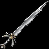 DQIX - Metal slime sword