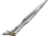Metal slime sword