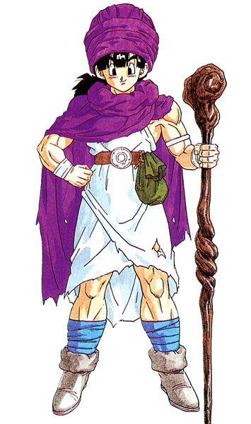 Hero Dragon Quest V Dragon Quest Wiki Fandom