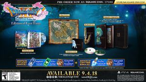 Dragon Quest XI Editions
