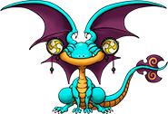 File:DQX - Smiling lizard.png