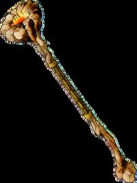 DQVIII - Magma staff