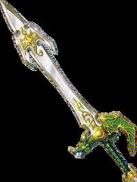 DQIVDS - Zenithian sword