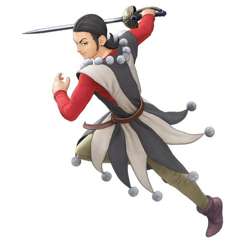 File:Dragon Quest XI - Sylvando image2.png