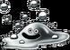 Liquid metal slime