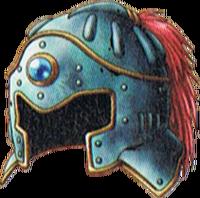 DQVIII - Iron helmet