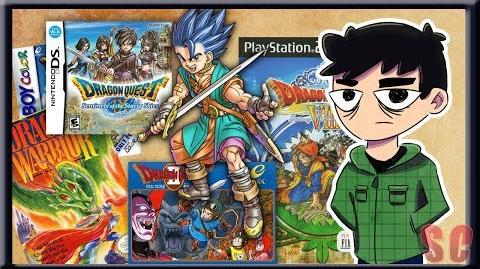Dragon Quest Games - RANKED - Worst to Best-0