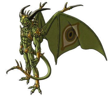 Demon (Final Forme)