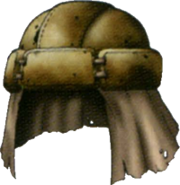 DQVIII - Leather hat