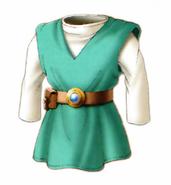 DQ4 Zenithian Clothes