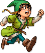 DQVII3DS - Hero v.2