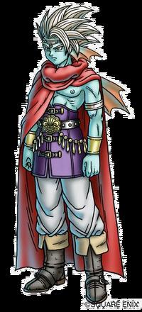 DQX - Prince Odisu