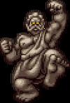 DQXI - Living statue 2D