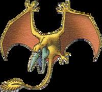 DQX - Quetzalcoatlus