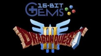 16-Bit Gems - 33 Dragon Quest III