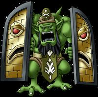 DQX - Hell's bellboy