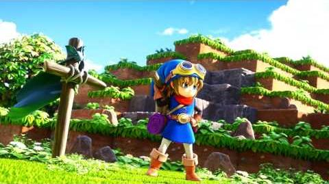 Dragon Quest Builders Announcement Trailer