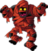 DQVIII - Blood mummy