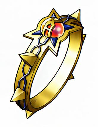 DQVIII - Strength ring