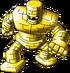 DQ - Gold golem