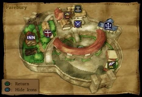 Farebury Region | Dragon Quest Wiki | FANDOM powered by Wikia on
