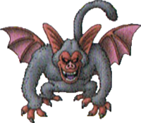 DQMJ3 - Demon batboon