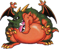 DQVII3DS - Warlord weighvern