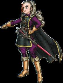 DQX - Evil Ann-Lucia