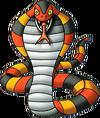 DQII - Cobra king