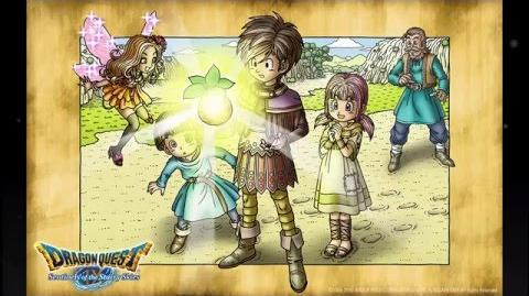 Secret et Théorie Dragon Quest 1 Le Cas Zenus ( Dq9)