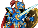 Erdrick's restless armour