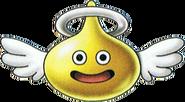 DQMJ3 - Gold angel slime