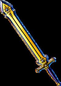 DQVIII - Uber miracle sword