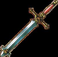 DQXI - Cautery sword