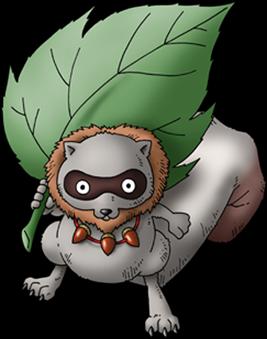 File:DQIX - Boppin' badger.png
