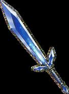 DQVDS - Blizzard blade