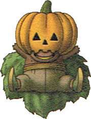 DQX - Pumpkin kid