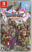 Dragon Quest XI S jp cover
