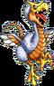 DQVII3DS - Monarchaeopteryx