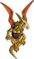 DQVII3DS - Gold fryling