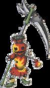 DQIX - Grim reaper