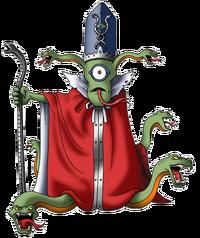 DQIX - Python priest