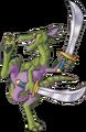 DQVII - Choppy hopper