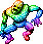 DQXI - Multicolour mannequin 2D