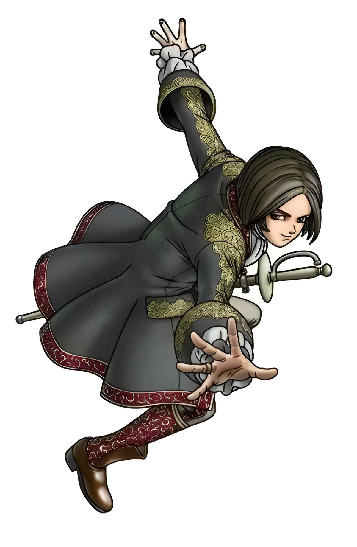 Dragon Quest  Ring Of Immunity