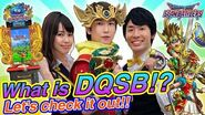 WHAT IS DQSB!? Let's check it out!! (How to play DQSB)