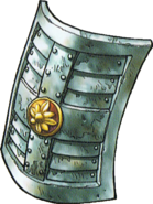 DQVDS - Bronze shield