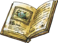 DQVII3DS - Big Book of Beasts
