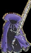 DQVIII - Invisible swordsman