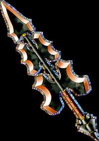 DQVIII - Double-edged sword